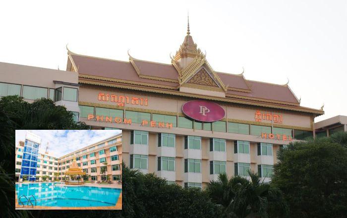 金边大酒店临时关闭两天!