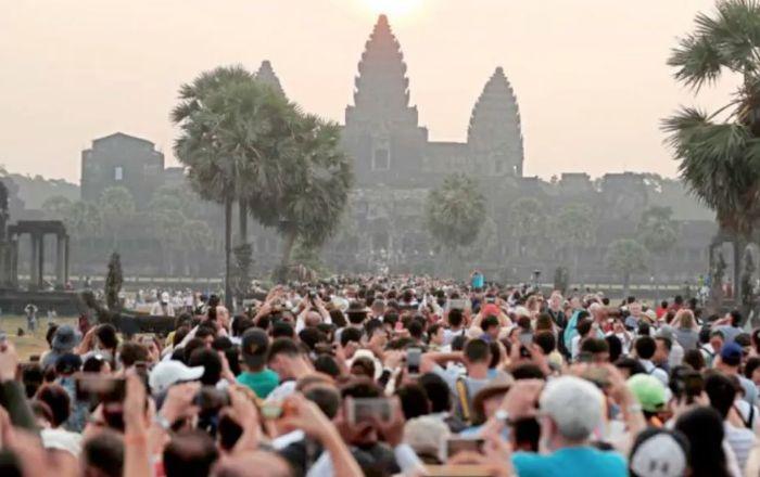 柬埔寨暂不会签证免费